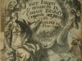 Ciriaco Brunetti, Frontespizio di un taccuino, 1775, Collezione Giuliani, Venafro, Museo Nazionale di Castello Pandone.JPG